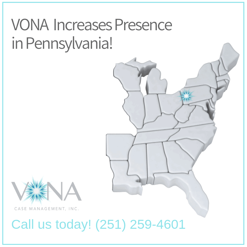 VONA Increases Presence in Pennsylvania!