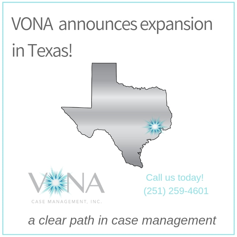 VONA Announces Expansion in Texas