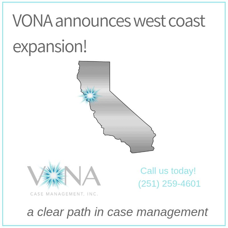 VONA Announces West Coast Expansion!