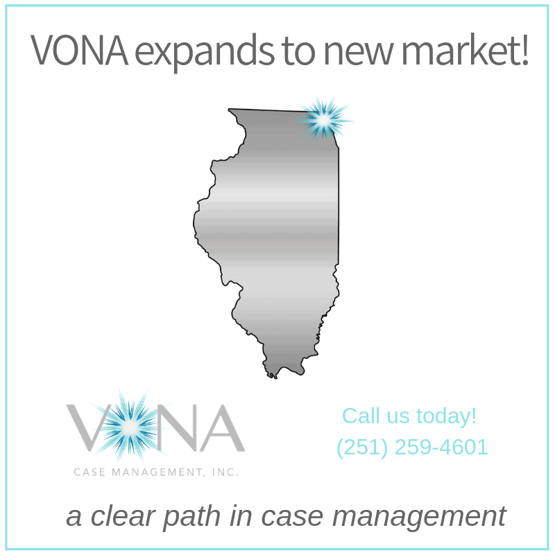 VONA Expands To New Market!