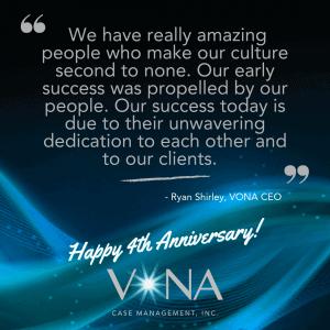 VONA celebrates four years